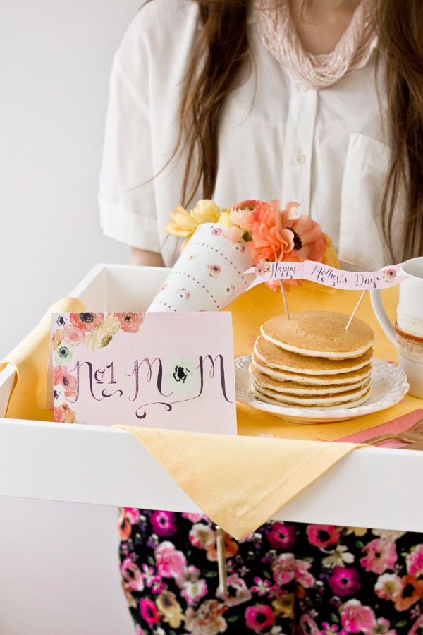 unique mother's day at home ideas